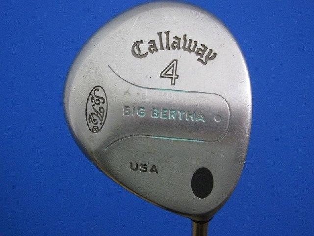 キャロウェイビッグバーサメタルレディースヘッドFW4にさされているのは男性用Rシャフト 軽く速く振り抜けます 中古 4269 あす楽 BCランク FW4L キャロウェイ ビックバーサメタルレディース Metal Lady's オリジナルカーボン BigBatha FW4 R フェアウェイCallaway 人気ブレゼント 人気商品 16.8度