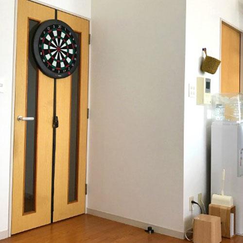 就这样到处都镖点! 如果有Gran豪华镖皮带Gran darts Belt皮带的话,是哪里,但是OK! 能在镖板装设器具门和柱子和树得到的镖板持有人飞镖游戏
