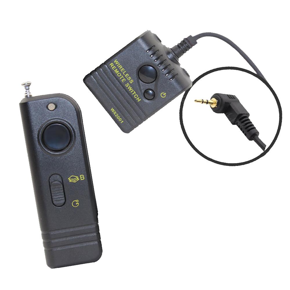 キャノンEOS ペンタックス サムスン用 無線シャッターリモコン Canon 再入荷/予約販売! PENTAX 無料 SAMSUNG用 互換品 RS-60E3 CS-205 WX2001 ワイヤレスリモートスイッチ ポイント消化