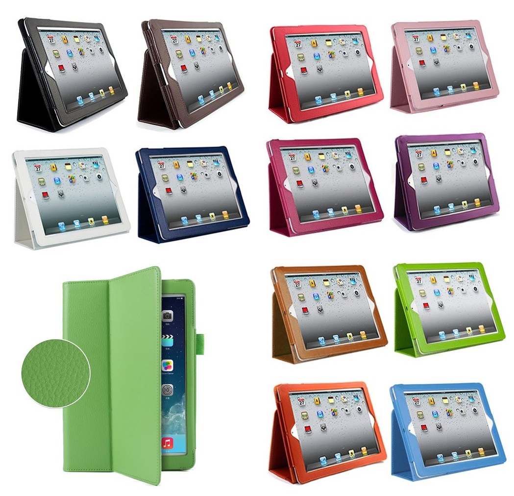 Apple iPadAir2 iPad6 専用 スタンドケース モデル着用&注目アイテム ポイント消化 使い勝手の良い フラップ折り返し式 レザー調
