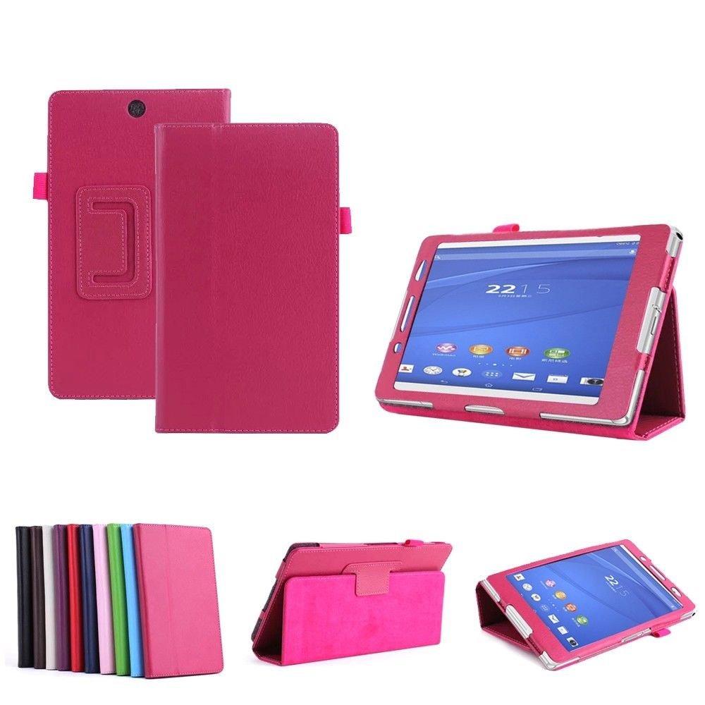Sony 直営店 Xperia Z3 Tablet 価格 交渉 送料無料 Compact 専用 レザー調 ポイント消化 フラップ折り返し式 スタンドケース