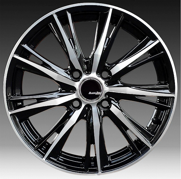 ■ BLACK BIRD BB094 ■ 綺麗な 軽四用15inHankook 165/50R15タイヤ付4本Setは、現在値下期間中↓↓ザッツ/ライフ/モコ/ルークス/パレット/ワゴンR/エッセ/ミラ/ムーブ など