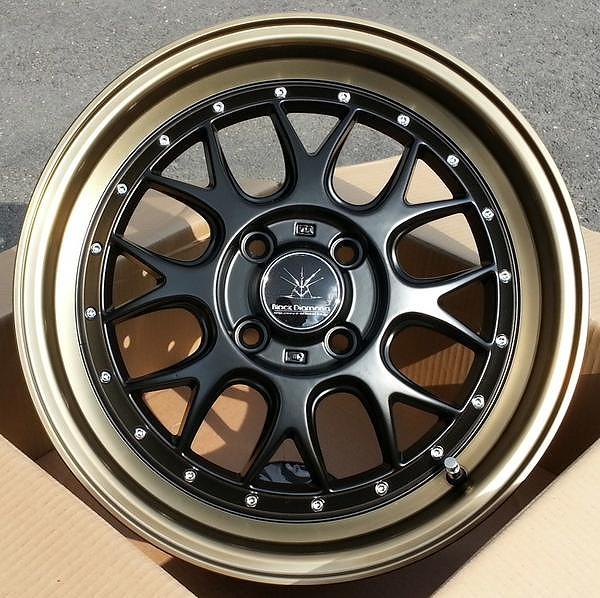 ■ Black Diamond BD00 ■ 人気のメッシュ!!Hankook 165/40R17 タイヤ付4本セットステラ/ラパン/ワゴンR/タント/ムーブ/ミライース/ムーブ/ウェイク/コペン/N-BOX/N-ONE/N-WGN 他