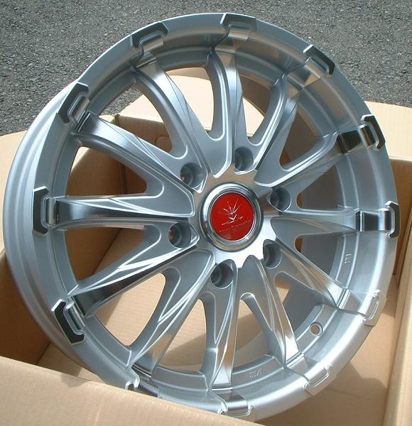 ■ Black Diamond BD12 ■NANKANG CW-20 215/60R17 タイヤ付4本セット200系ハイエース推薦サイズ PCD139.7