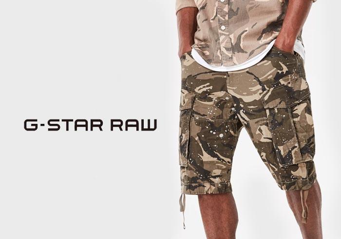 Kendte Jeans plaza MAYA kasai: G-STAR RAW Shorts/Half Pants D04617 MK-26