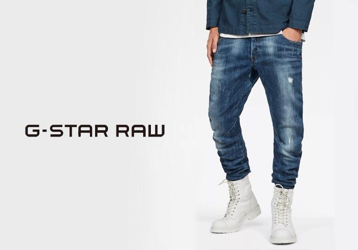 G-STAR RAW[ジースターロウ] Arc 3D Slim ジーンズ/デニム/51030-9136/送料無料【ジースターから新作アイテムが登場!!】