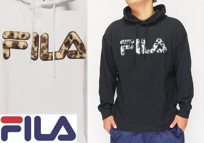 FILA[フィラ]ヘリテージ プルオーバー スウェット パーカー/FM9423/送料無料【FILAから新作パーカーが登場!!】