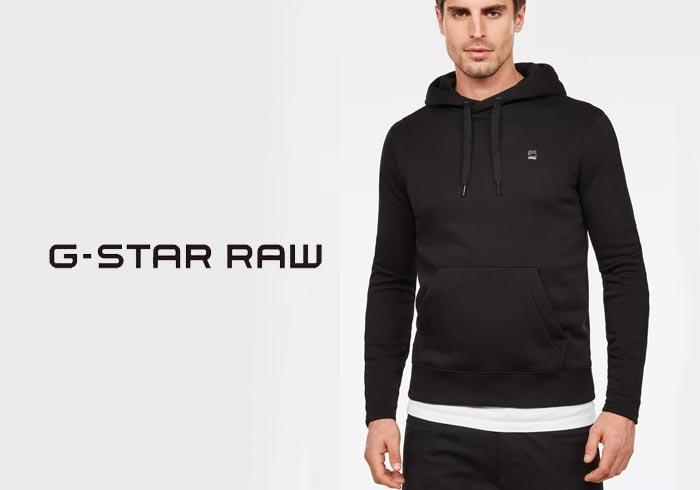 G-STAR RAW[ジースターロウ] Motac-X Hooded Sweat プルオーバー/パーカー/D10351-A433/送料無料【ジースターから新作パーカーが登場!!】