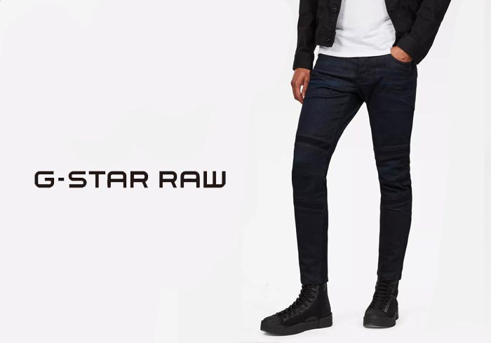 G-STAR RAW[ジースターロウ] Motac Sec 3D Slim Jeans ジーンズ/デニム/D11447-7209/送料無料【ジースターから新作ジーンズが登場!!】