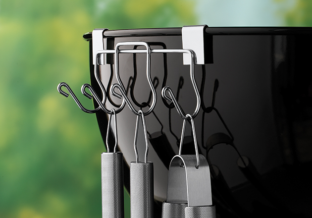 7401 Weber Bbq Tool Holder Grill Tools 18 5 22 For Usa Vacationers Outdoor Camp Webber