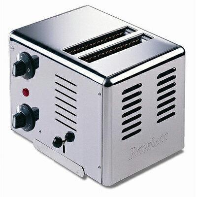 英国 ローレット社エスプリコレクション ローレットトースター クローム 2WTS-491インテリア家電 高級 ギフト トースター Toaster ポップアップトースター POPEYE ポパイ 雑誌掲載翌日発送