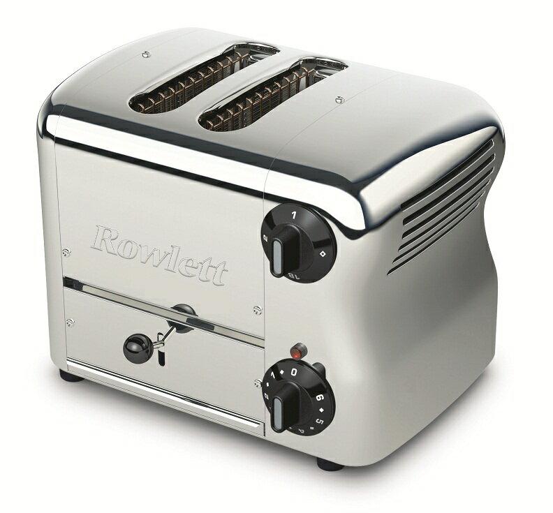 英国 ローレット社エスプリコレクション ローレットトースター クローム 2WTS-491Eインテリア家電 高級 ギフト トースター Toaster ポップアップトースター POPEYE ポパイ 雑誌掲載翌日発送