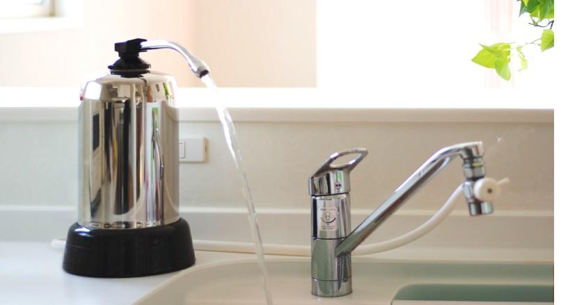 ハーレーII(Hurley、米国 ハーレーシカゴ社製)、世界初の逆流洗浄システム浄水器★メーカー直送の為代引不可