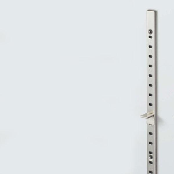 スガツネ工業 特価品コーナー☆ LAMP ランプ ステンレス製棚柱 5本組 SUS430 SPS-1820 SP-1820同サイス品 新品 送料無料