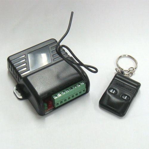 電気錠用リモコンユニット(受信機+リモコン1個付き)