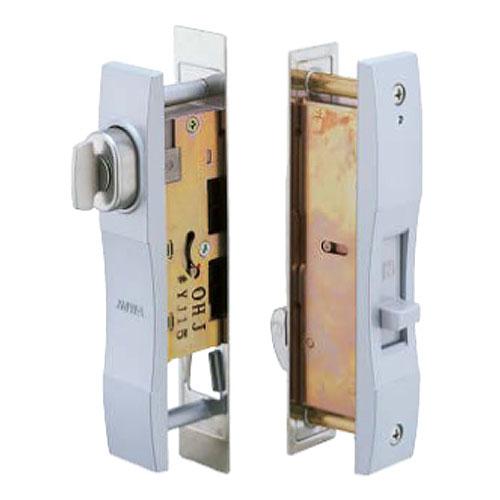 両面サムターン式引違戸錠 SL99-5 MIWA