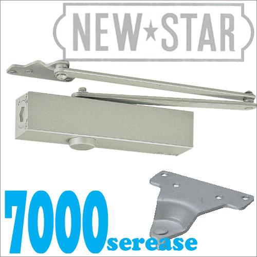 【NEW STAR】 PS-7006パラレル型/ストップ付きドアクローザー(日本ドアーチェック製造・ニュースター)