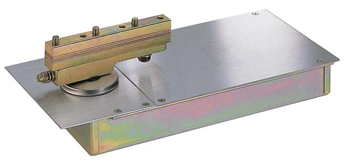 日本ドアーチェック製造株式会社【NEWSTAR】フロアヒンジ 800シリーズ O-835G【持手吊り一方開き】