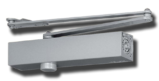 日本ドアーチェック製造株式会社【NEW STAR】 P-7710Vパラレル型ドアクローザー