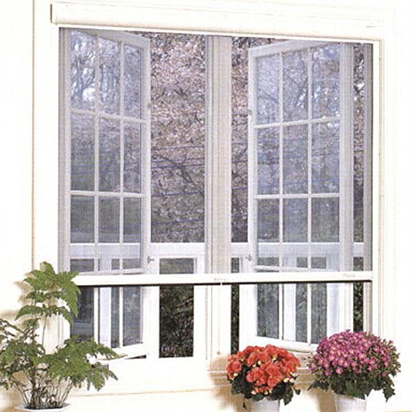 網戸がない海外輸入住宅などの窓にも最適! 窓 ロールスクリーン式 網戸 セロア2(II) 価格表A