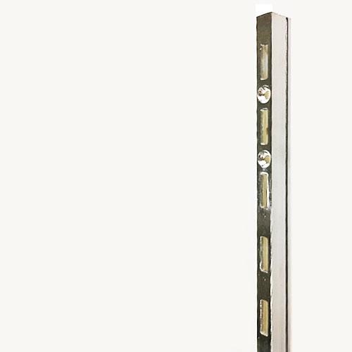 日本正規代理店品 ロイヤルのショップ陳列用金物 ROYAL チャンネルサポート ASF-1 クローム色 5本組 900mm 再入荷 予約販売