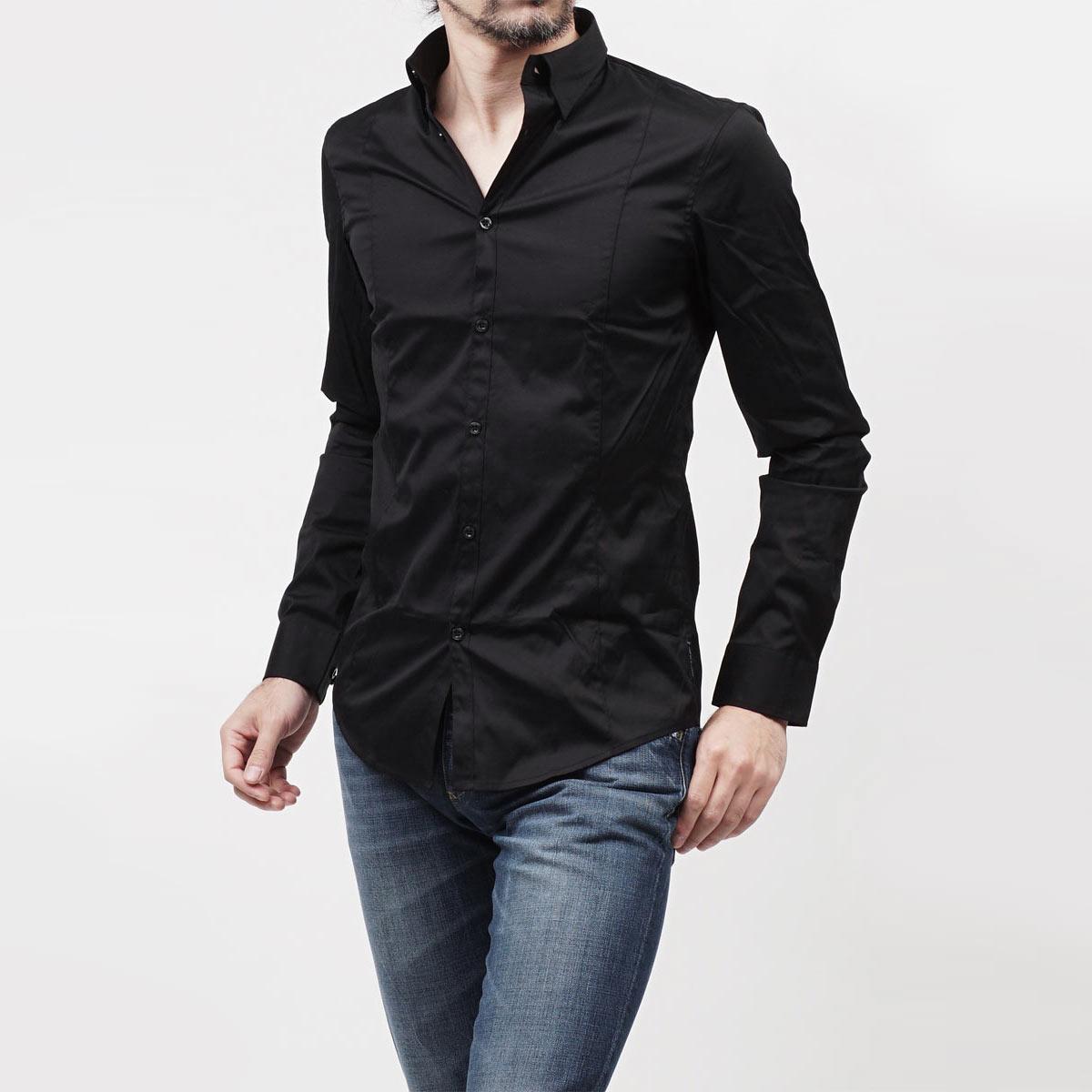 Armani jeans black dress
