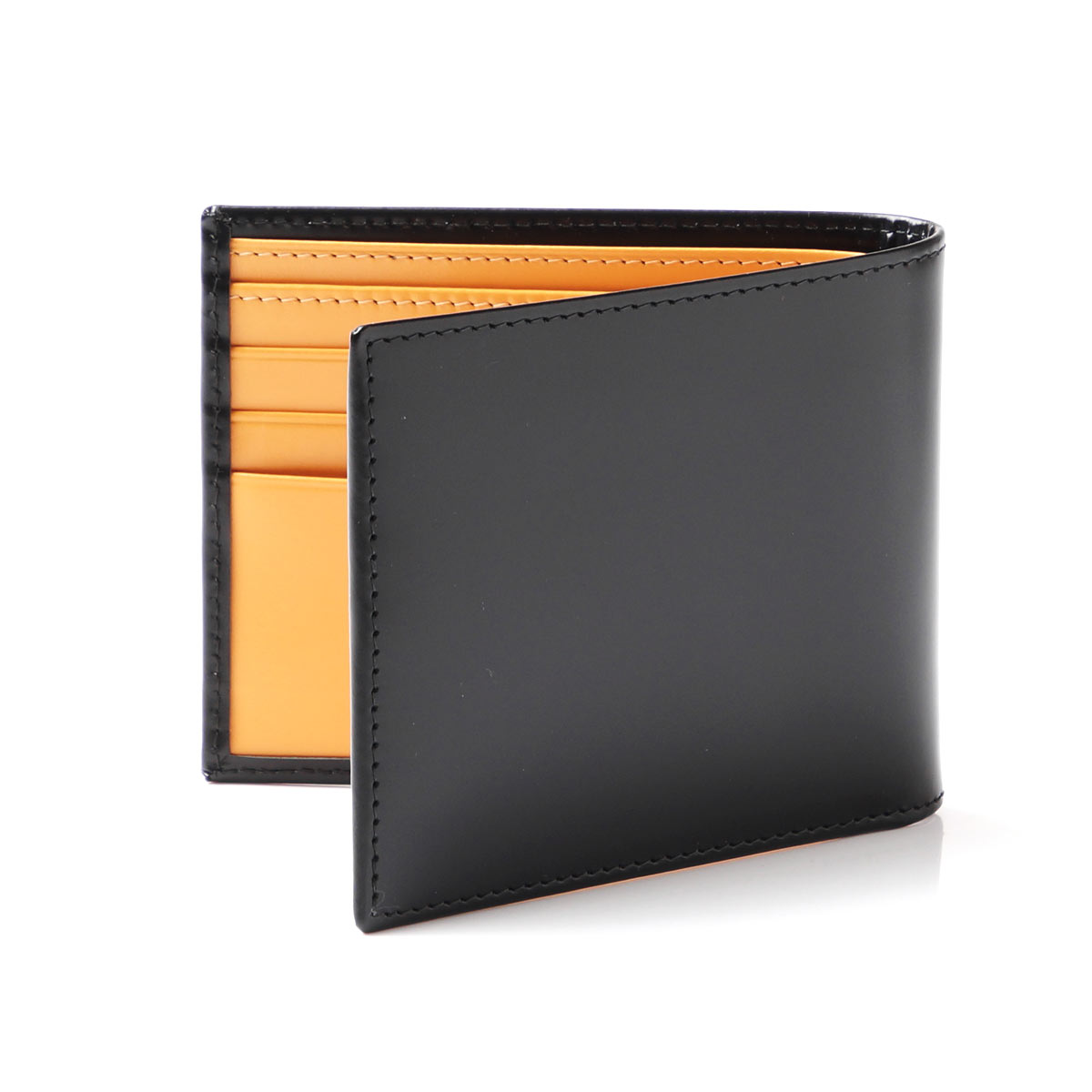 Ettinger ETTINGER two fold wallet BRIDLE LEATHER 030cjr bridle men
