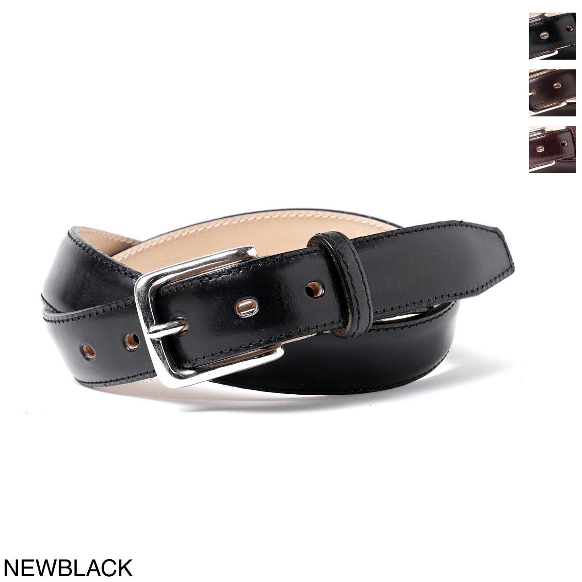 グレンロイヤル GLENROYAL ベルト メンズ プレゼント ギフト 06 6234 black LEATHER【あす楽対応_関東】【ラッピング無料】【返品送料無料】【180615】