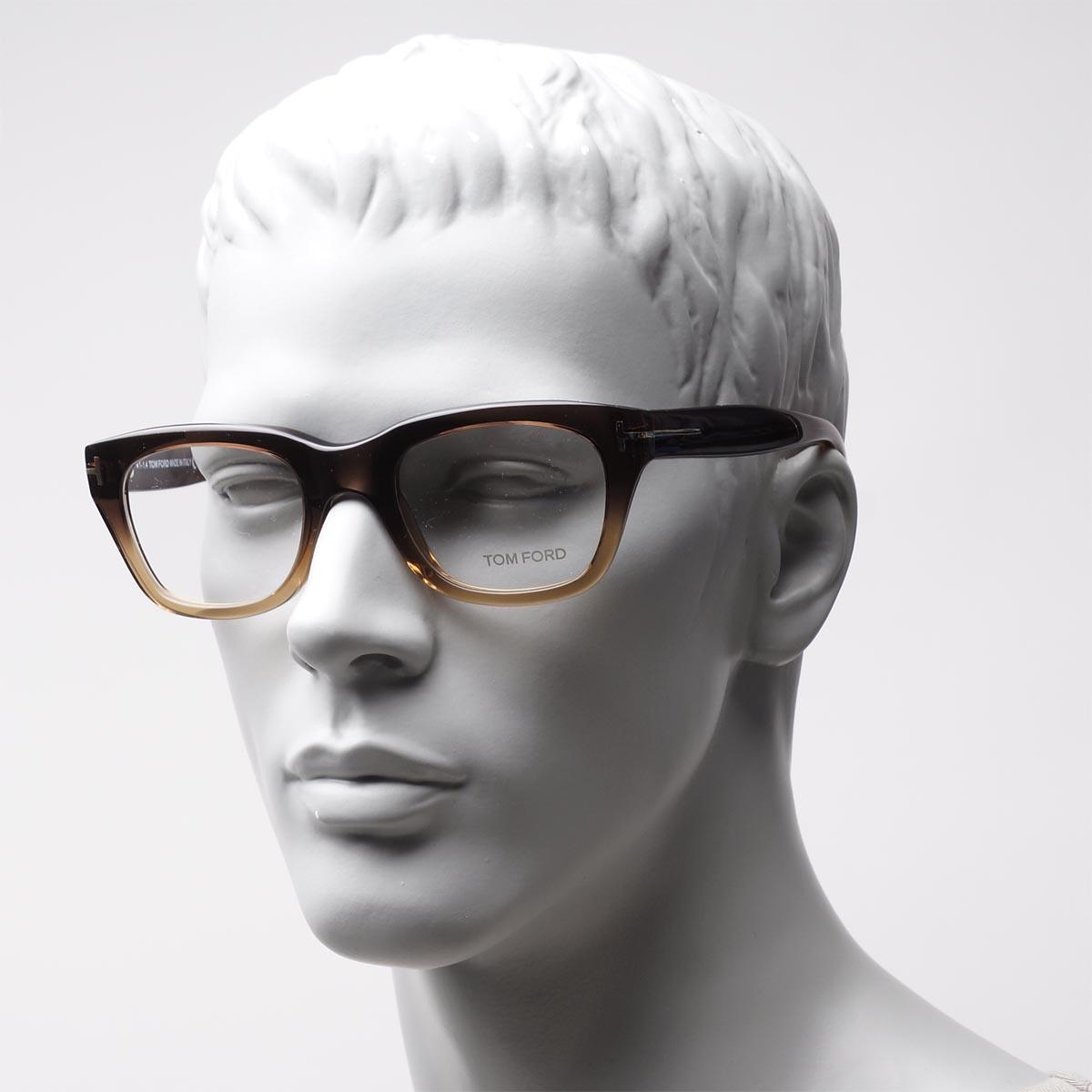 トムフォード TOM FORD 眼鏡 メガネ ブラウン メンズ フレーム ft5178 050 TF5178 ウェリントン[MMSG]