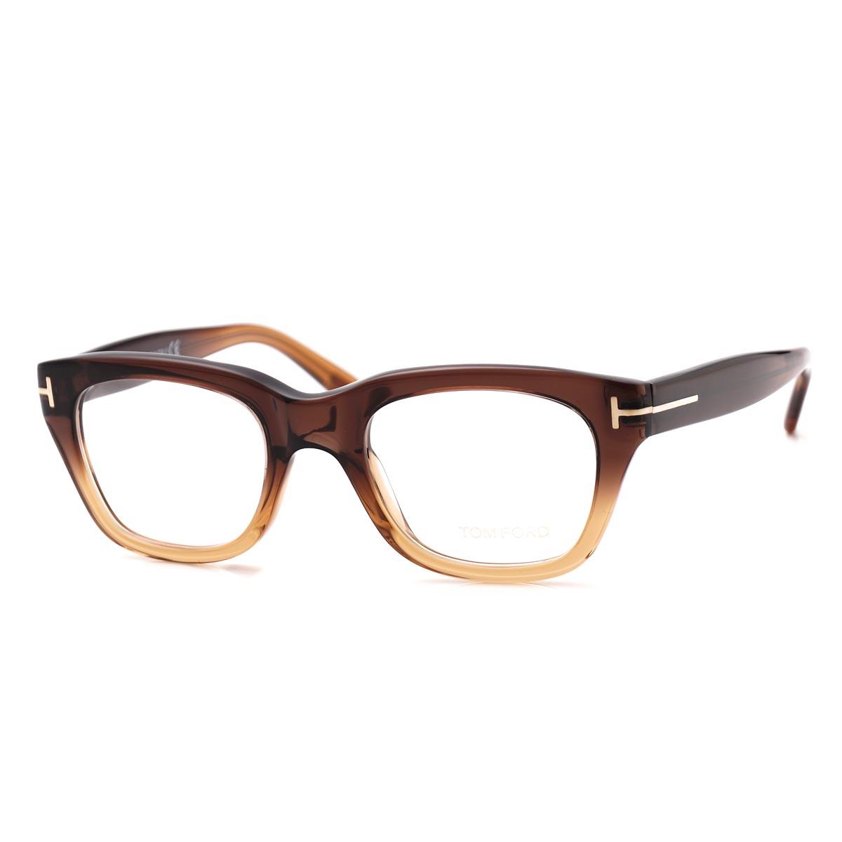 トムフォード TOM FORD 眼鏡 メガネ ブラウン メンズ フレーム ft5178 050 TF5178 ウェリントン【あす楽対応_関東】【ラッピング無料】【返品送料無料】【180601】