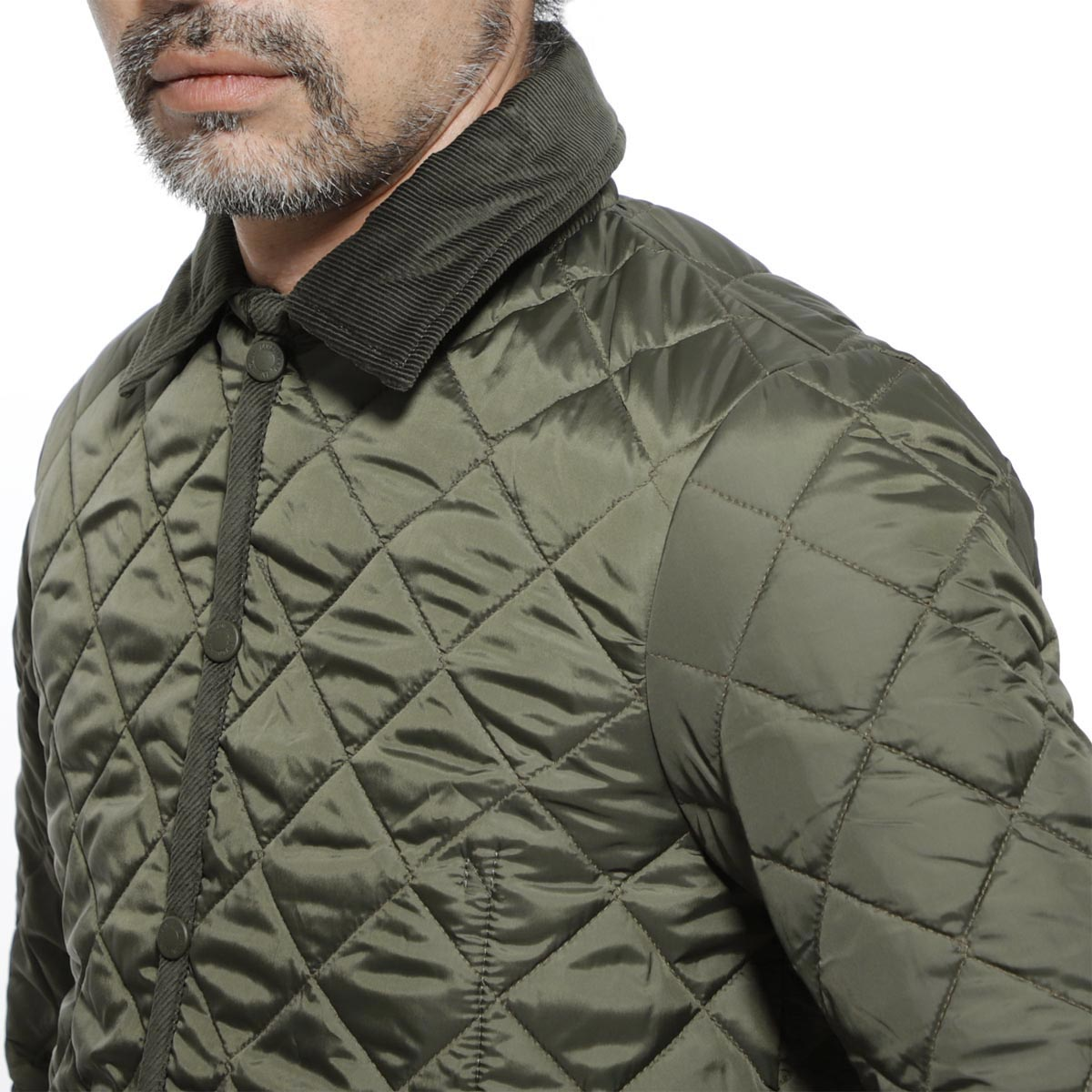 LAVENHAM quilting jacket green men outer cold protection winter clothing quilting jacket British Scottish British raydon aw15 7 0046 9902 RAYDON