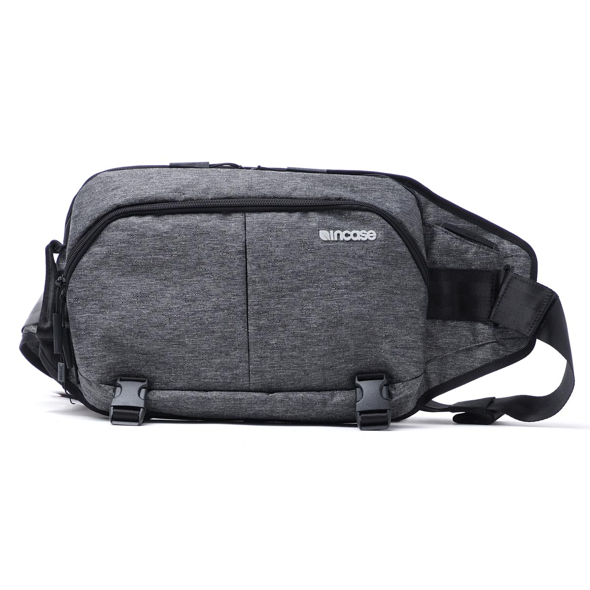 界内情况INCASE身体包一肩膀Reform Sling Pack HEATHERGREY灰色派cl55576 heather black人