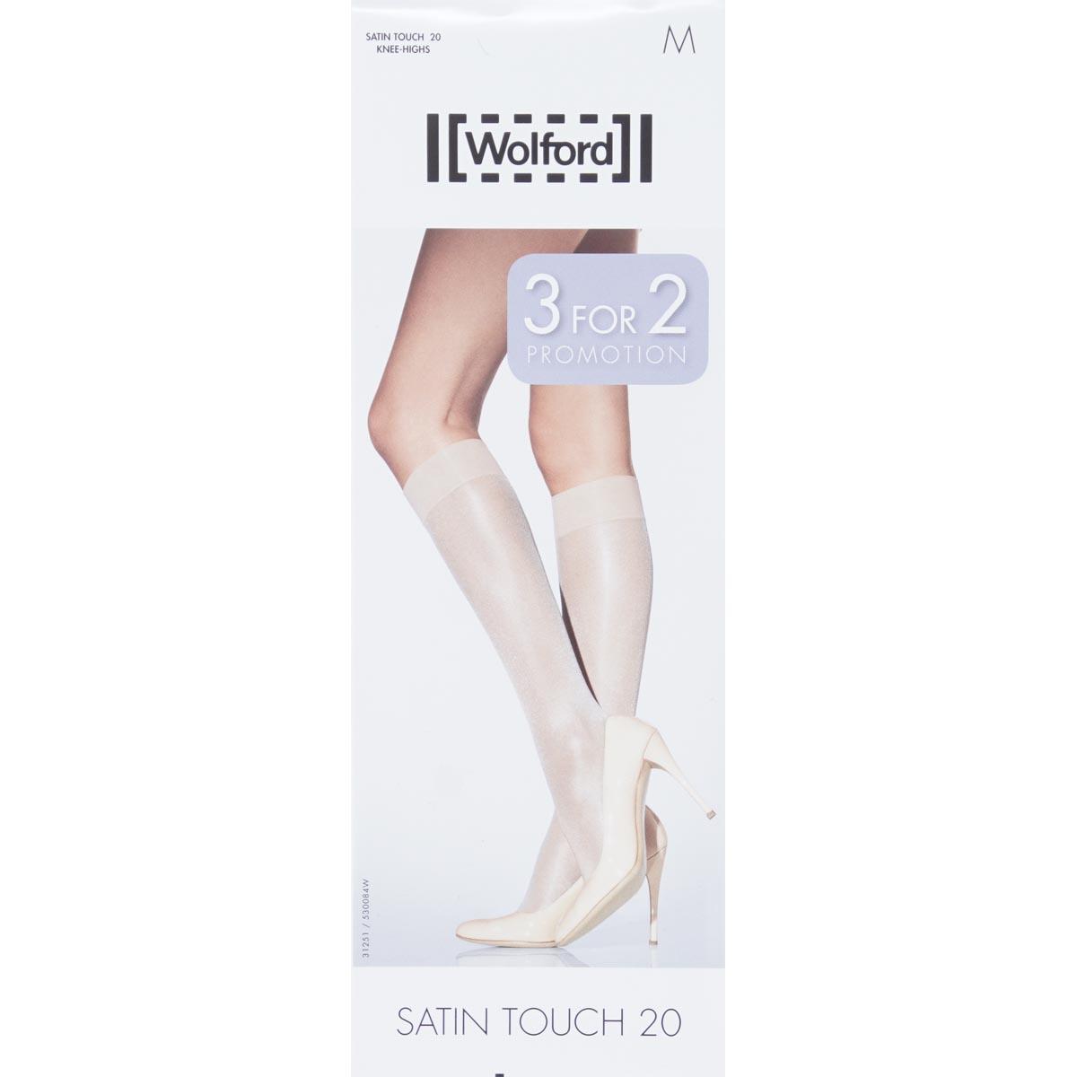 6f637a0f37569 ウォルフォード /Wolford short stockings three pairs set