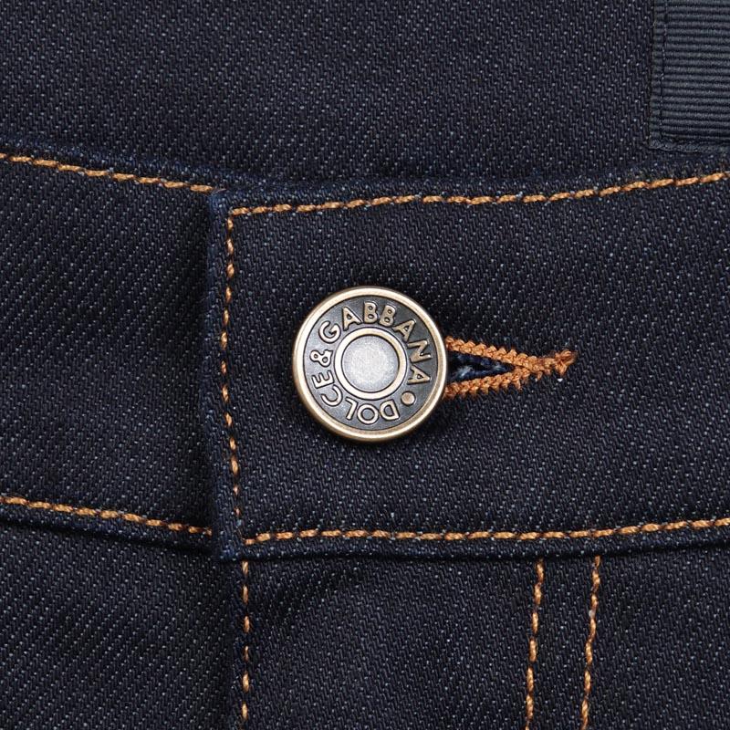 优美&gabbana DOLCE&GABBANA jippufuraijinzu DENIM CLASSIC STRETCH粗斜纹布古典伸展靛蓝蓝色派g6xold g8u36 s9001人