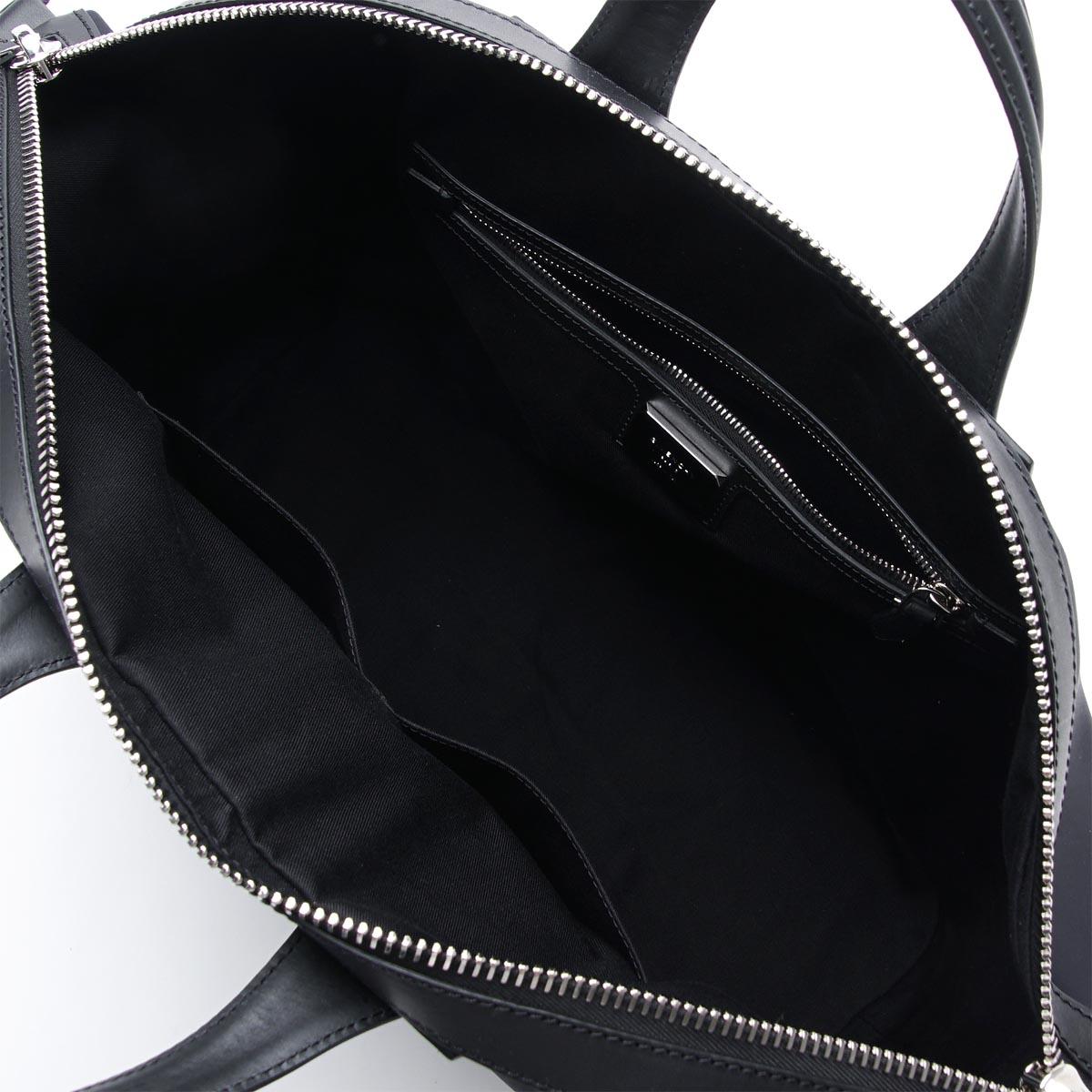 基蓬西GIVENCHY寬底旅行皮包(2WAY式樣)NIGHTINGALE T-HANDLE南丁格爾BLACK黑色派bj05026252 009人