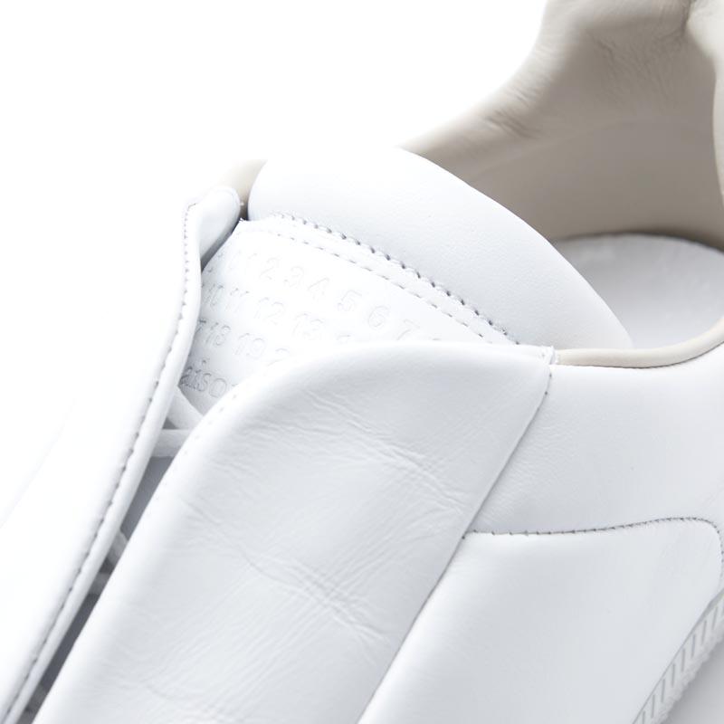 给mezommarujiera Maison Margiela运动鞋22女性和男性的鞋的收集WHITE白派s37ws0308 sx8966 100人