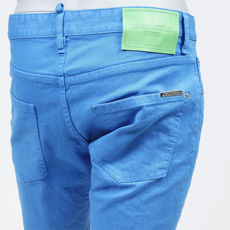 disukueado DSQUARED2半褲子短褲DENIM mu0395 s39781人