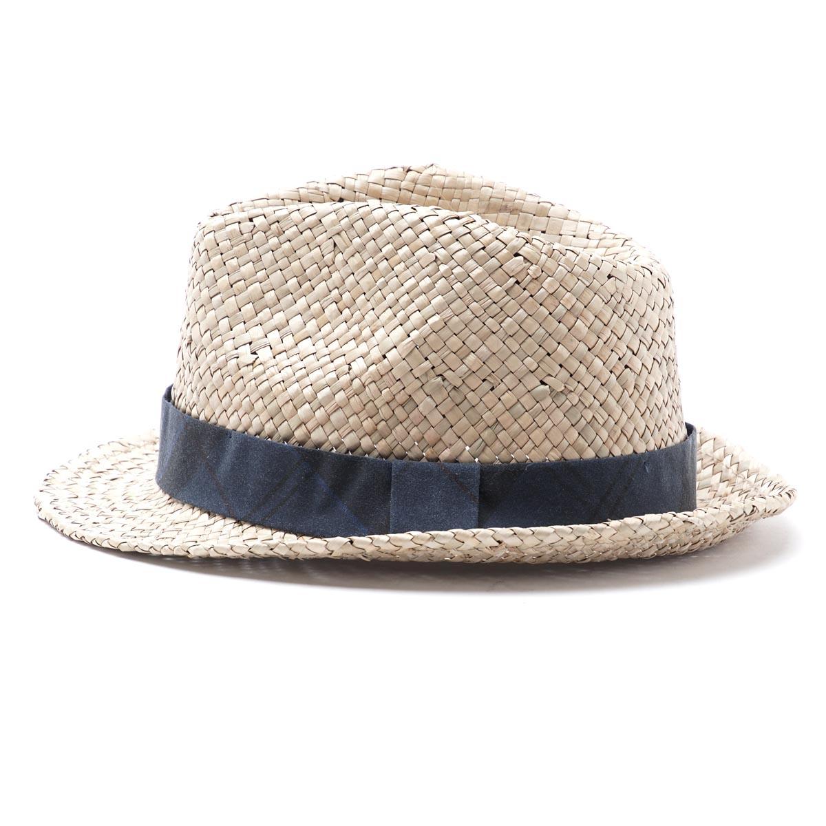 babua Barbour帽子舒適之帽中的去便帽TARTAN TRIMMED TRILBY NATURAL淺駝色派mha0353be11 natural人