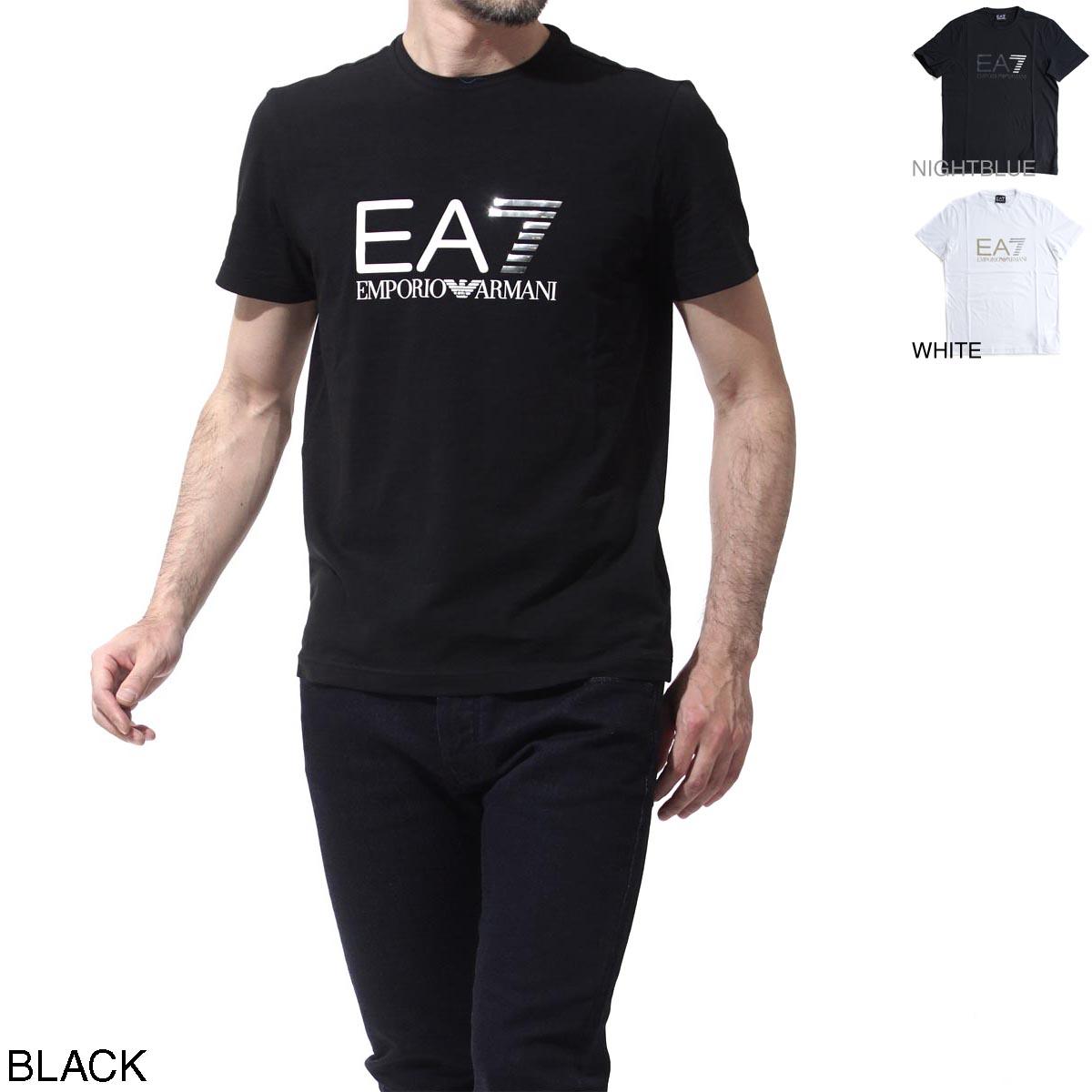 armani ea7 t shirt black sale   OFF30% Discounts cc23e87f92