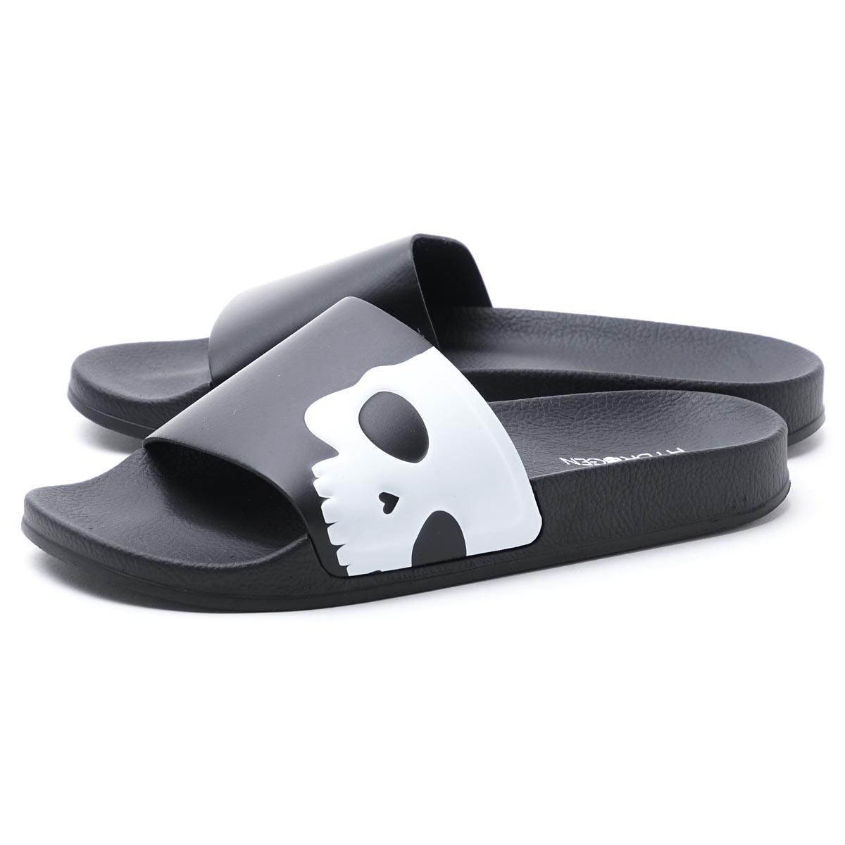 haidorogen HYDROGEN凉鞋无扣便鞋SLIPPERS BLACK黑色派203960 007人