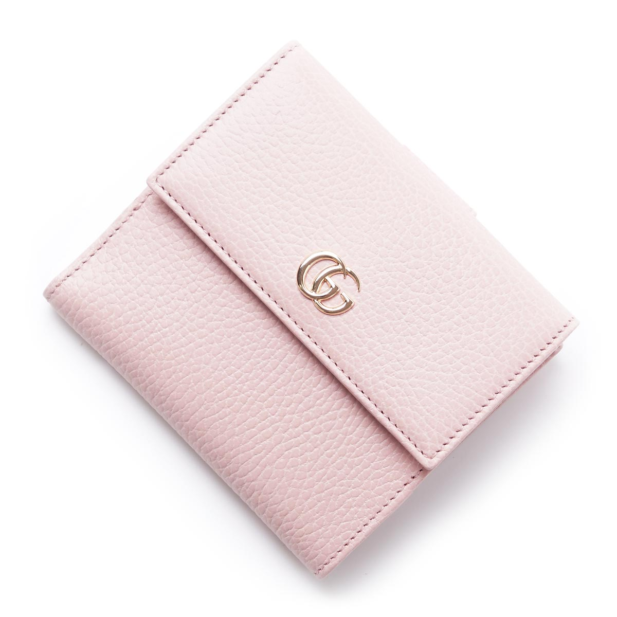 23d730fdde8 Gucci  GUCCI two fold wallet  with the coin purse