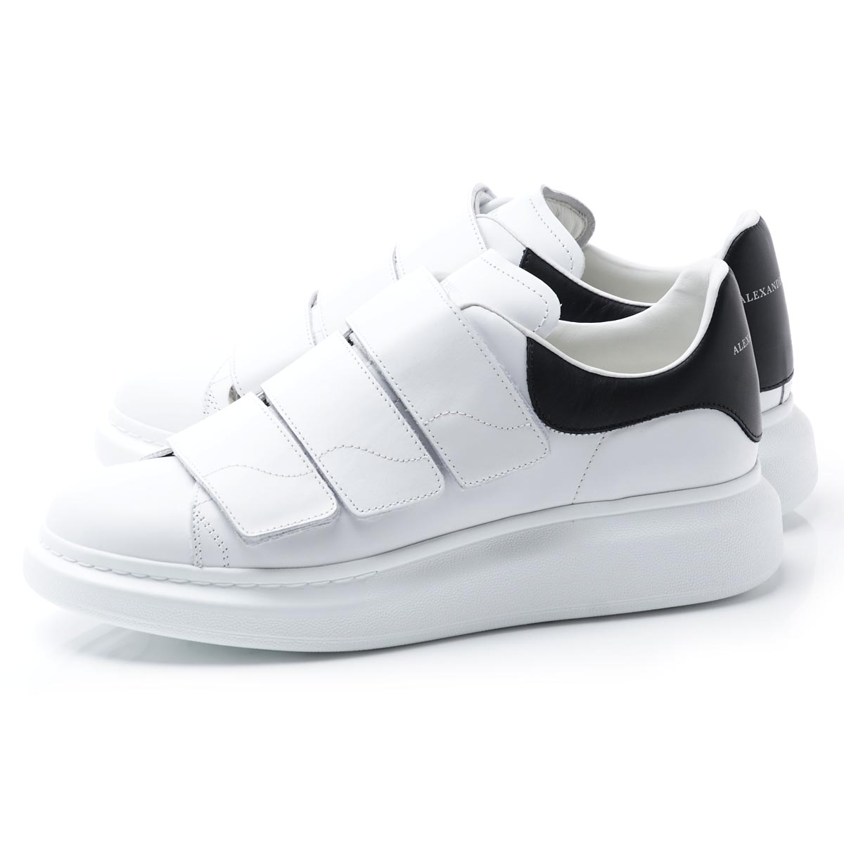 mens shoes white velcro