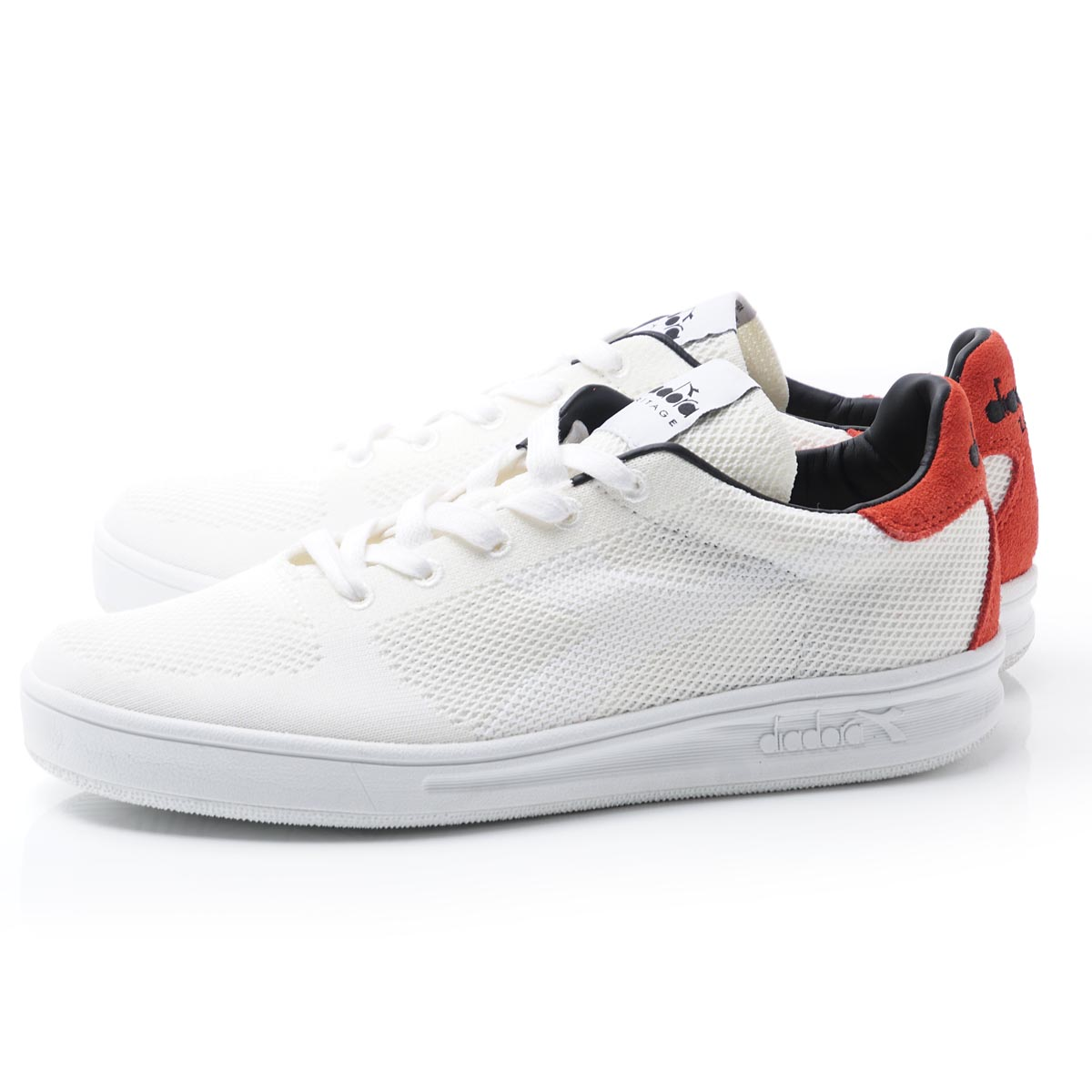 diadora diadora HERITAGE运动鞋B.ELITE WEAVE WHITE白派b elite weave 171885 20006人