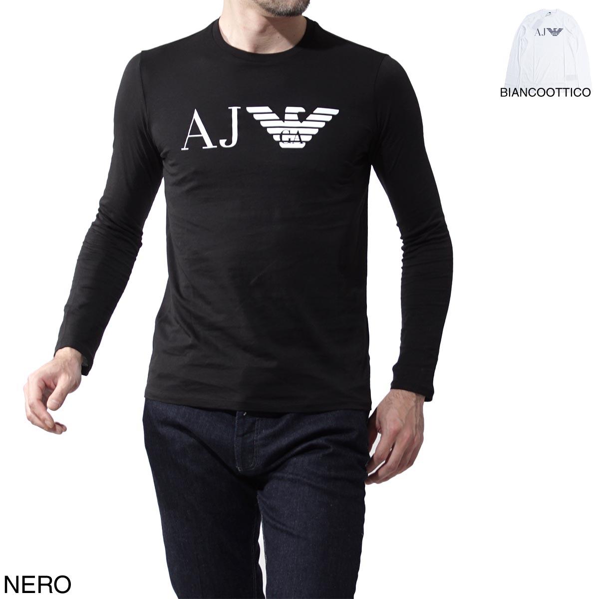 Armani Jeans Long Sleeve T Shirt