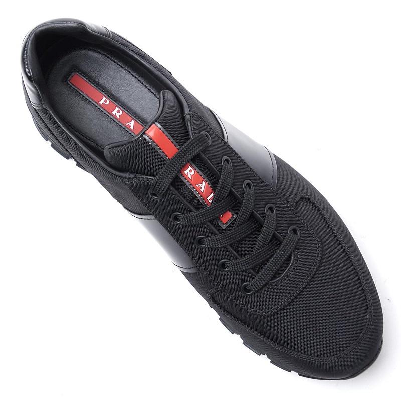 普拉達PRADA運動鞋NERO黑色派4e2718 ols f0002人