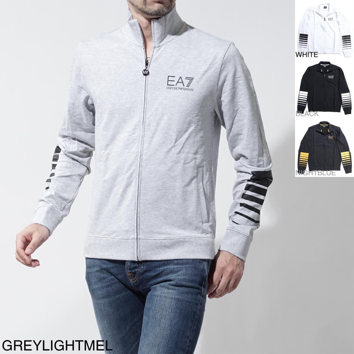 Emporio Armani EA7 EMPORIO ARMANI truck jacket 3ypm88 pj05z men