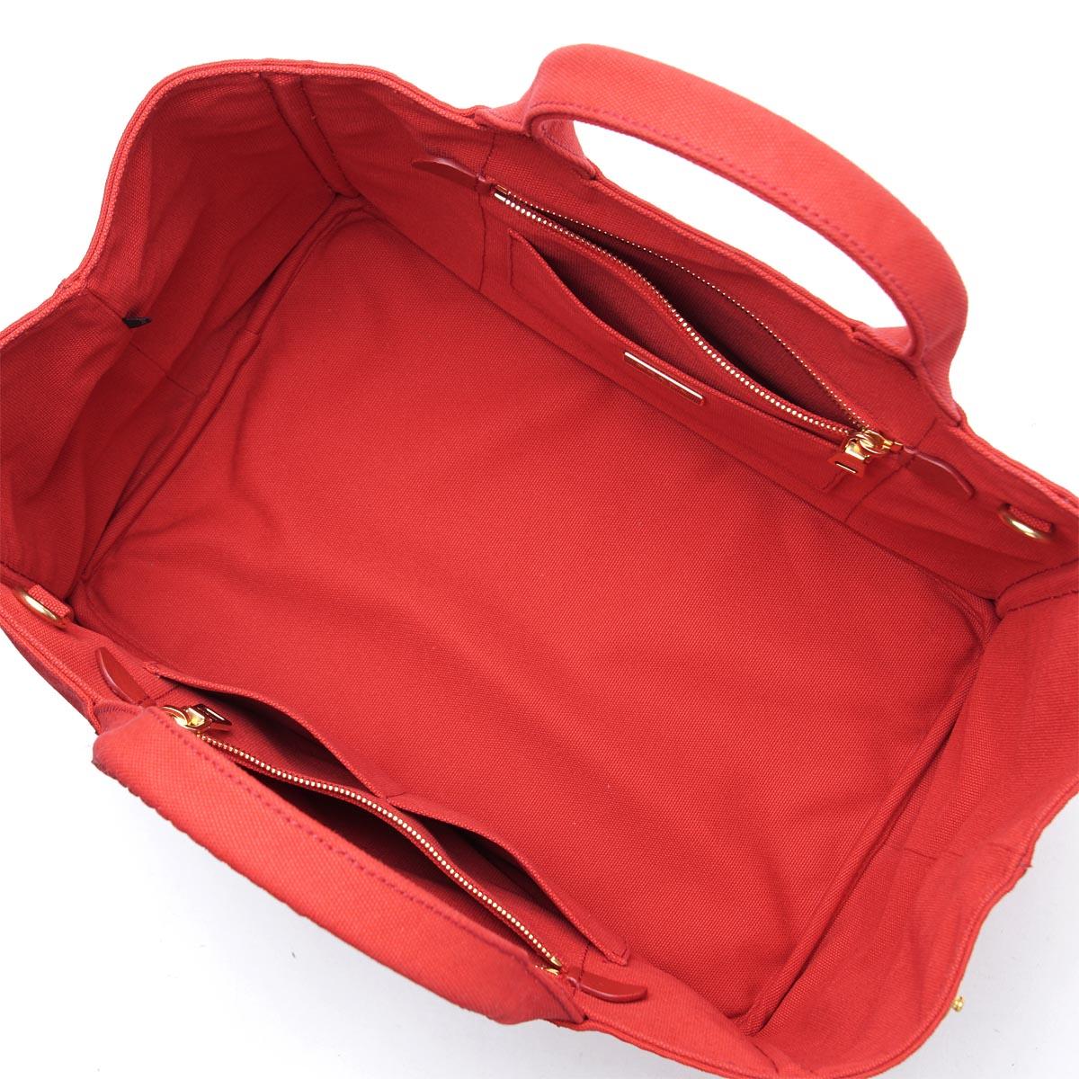 4670a1c6bf88 Modern Blue Rakuten Ichiba Shop: Prada PRADA handbag 2WAY red Lady's ...