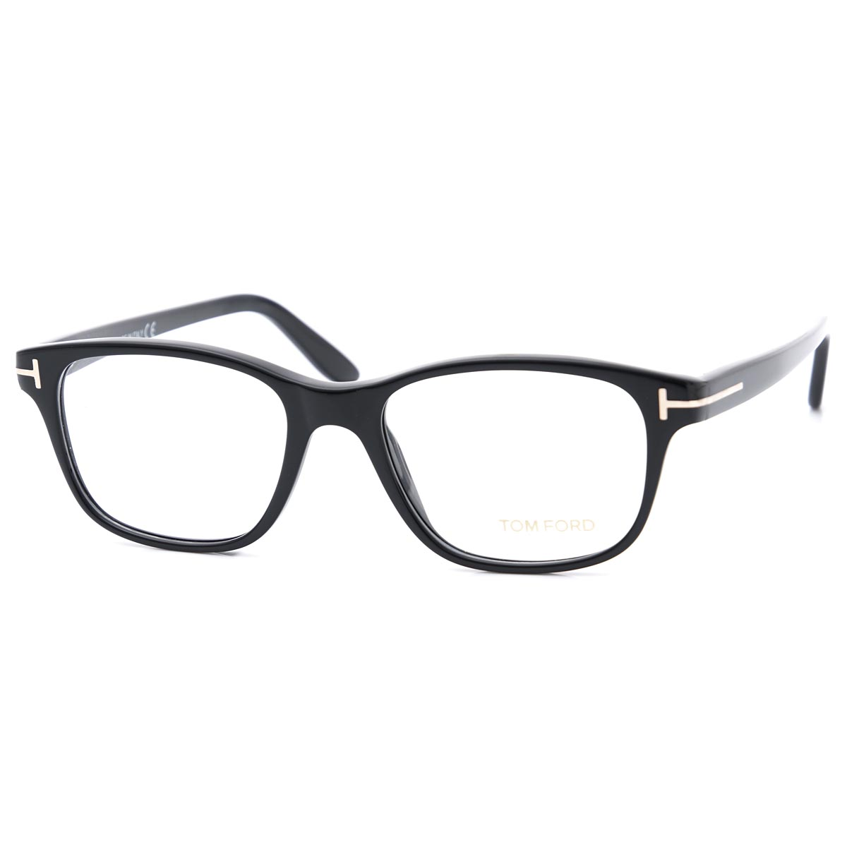 0b35e2a1068 Tom Ford TOM FORD glasses glasses frame square black black system ft5196 001  men s   Lady s