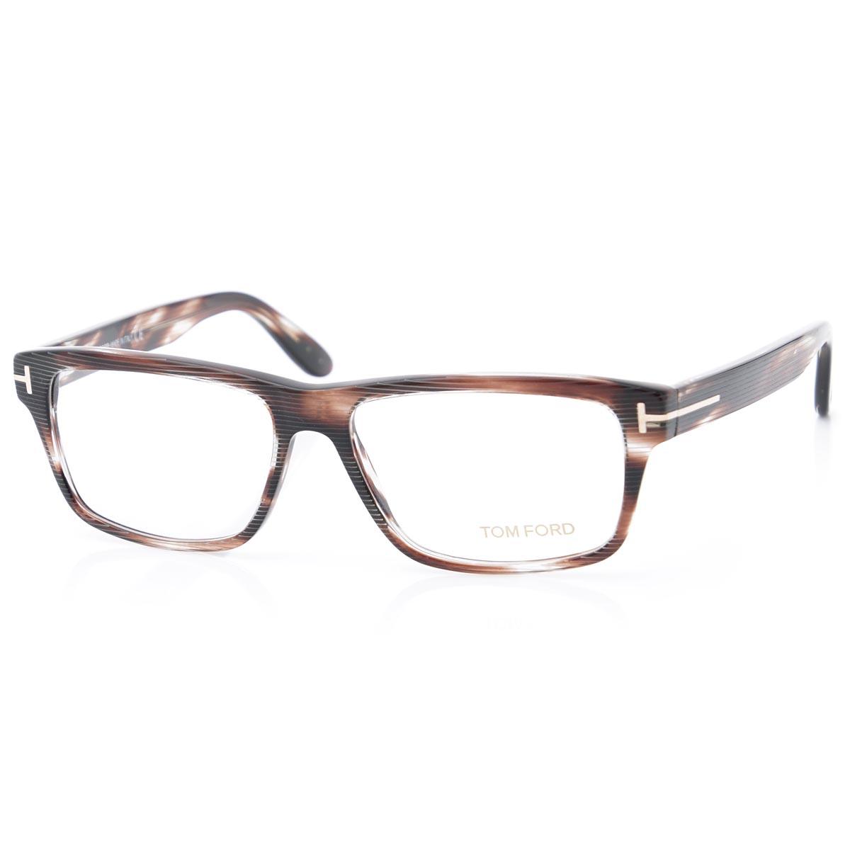 トムフォード TOM FORD 眼鏡 メガネ ブラウン メンズ フレーム ft5320 020 56 ウェリントン【あす楽対応_関東】【ラッピング無料】【返品送料無料】【180601】