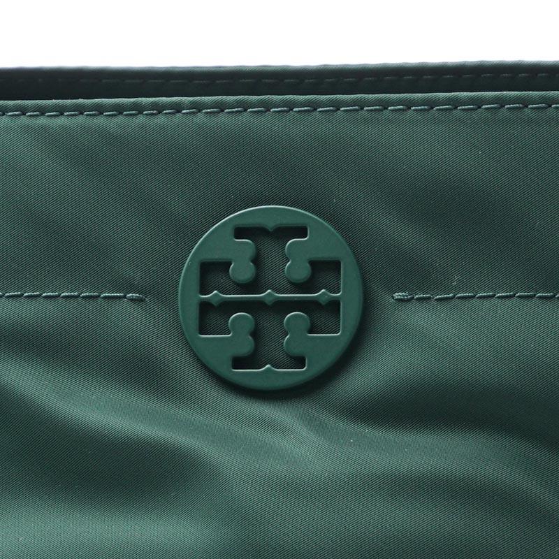 5d85b7432b0 Tolly Birch TORY BURCH tote bag green Lady s Midori Green commuting  attending school nylon light weight 40419 318 QUINN LARGE